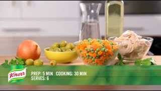Spanish Chicken And Rice Recipe | Delicious Dinner Recipes From Knorr®