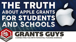 The Truth About Apple Grants for Students and Schools