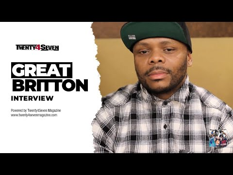 Great Britton Talks Working With Lil Kim And Tiffany Foxx And The Importance of Having A Team