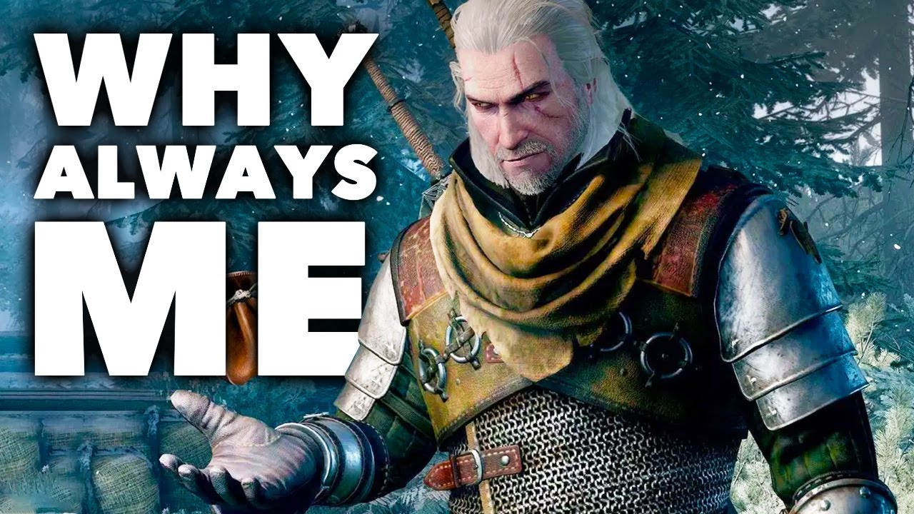 What Made WITCHER 3 A Big Deal? thumbnail
