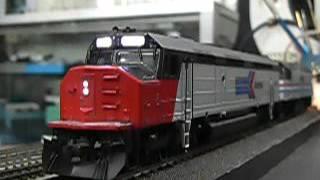 EMD SDP40F形ディーゼル機関車 -...