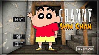 Granny is Shin-Chan!