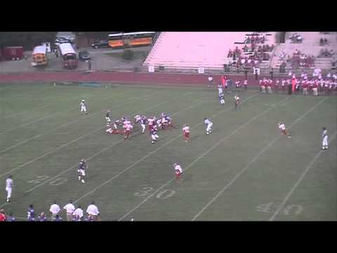 Kevin G. Williams Offense Football Highlights