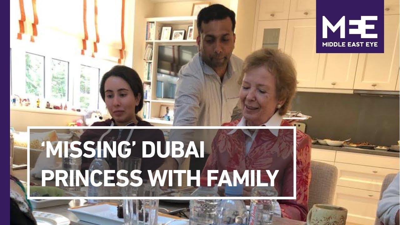 UAE releases new photos of the 'missing' Dubai princess Latifa