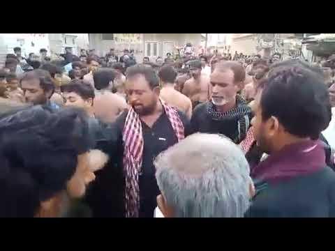 Zainab Na Ro Zainab Na Ro Nohe Khuwan Dr Allah Bachayo Khaskheli