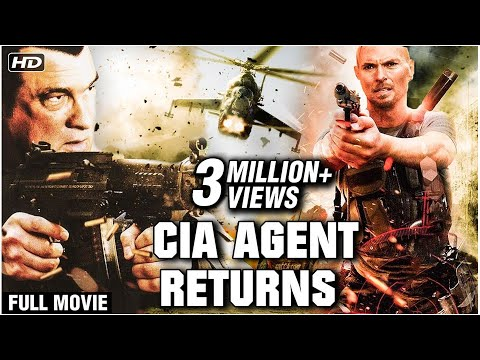 C.I.A Agent Returns Full Hindi Movie | Super Hit Hollywood M