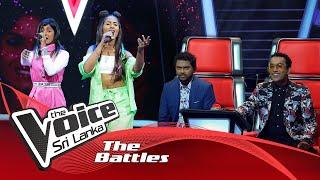 The Battles : Nadee De Silva V Kavindi Navodya | Pransha Yuwathiyan | The Voice Sri Lanka Thumbnail