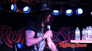 Live Lodge 2014: Slash Q&A (Part 1)