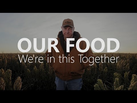 Our Food | We're in this Together