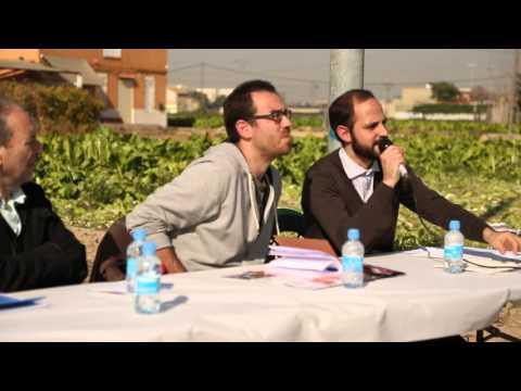 Jornada Presentació PIA -David Estal- 6/02/2016