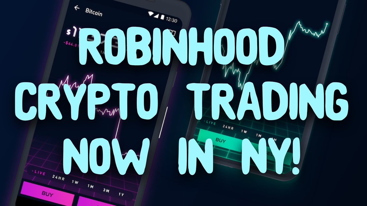 buying and selling cryptocurrency on robinhood daytrading