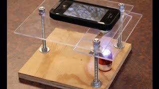 How to convert smartphone to microscope