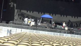 "Paul McCartney - Yankee Stadium soundcheck - 7-15-11 ""Celebration"" - Classical piece"