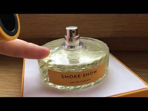 Vilhelm Parfumerie - Smoke Show. Обзор и немного о сравнении.