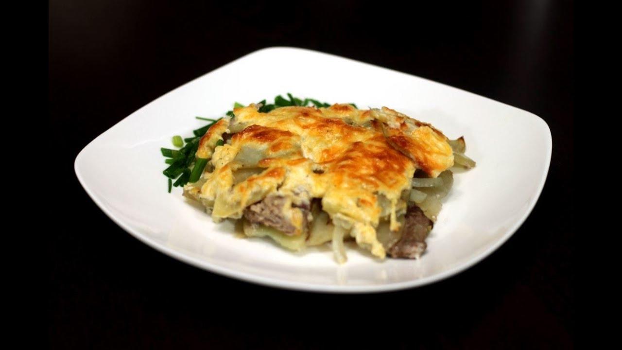 кондитерские мясо по французски с запеченным картофелем фото раба