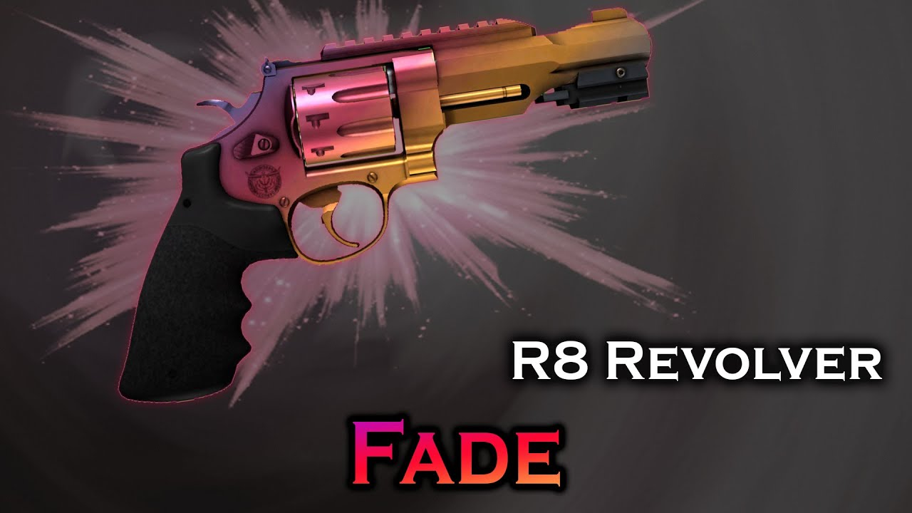 R8 Revolver Fade (Counter-Strike 2D > Skins > Pistols ...
