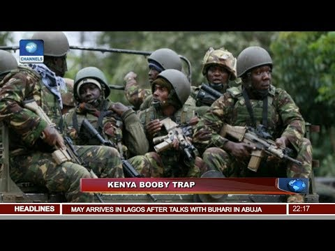 Five Soldiers Killed In Kenya Violence 29/08/18 Pt.4 |News@10|