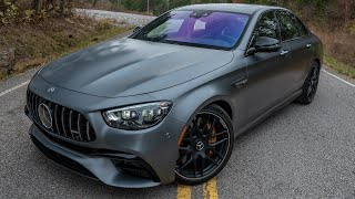 2021 Mercedes-AMG E63S [First Drive & Full 4K Review]