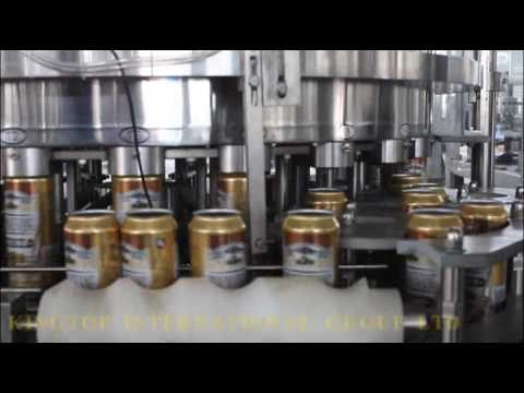 Image result for beer canning line