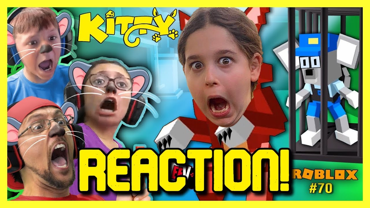 Download Roblox Kitty Chapter 1 FGTeev | Reaction!