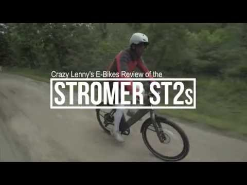Stromer ST2s Electric Bike Video Review