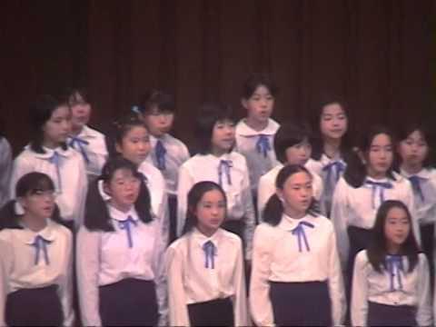若返りの水(北上市立黒沢尻東小学校) - YouTube