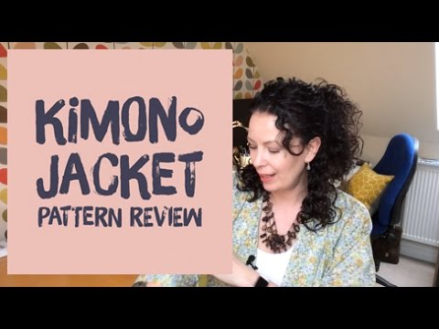 Sew Over It Kimono Jacket - My review plus sewing plans for March ...