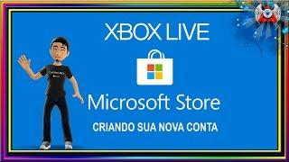 Como criar uma nova conta e perfil da Xbox Live pelo PC • (nº1052)