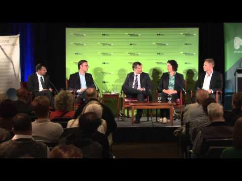 Melbourne Conversations: Green Cities - Building a Sustainable Melbourne
