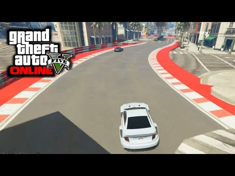"GTA 5 - ""Little Seoul GP"" LIVE Racing (GTA V Competitive Racing)"