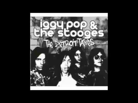 Iggy Pop & The Stooges - The Detroit Tapes