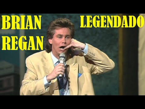 Brian Regan - Telefone (Legendado)