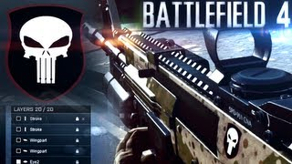 Battlefield 4: 'The Punisher' - Emblem Speedart