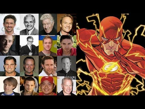 Comparing The Voices  The Flash