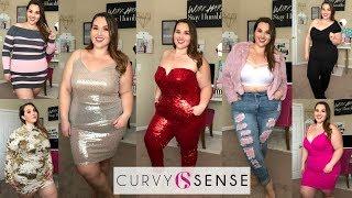 48ca49cb3d6ca Curvy Sense Plus Size Try-On Haul 💕 2019