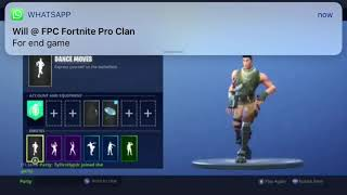 The old default dance music