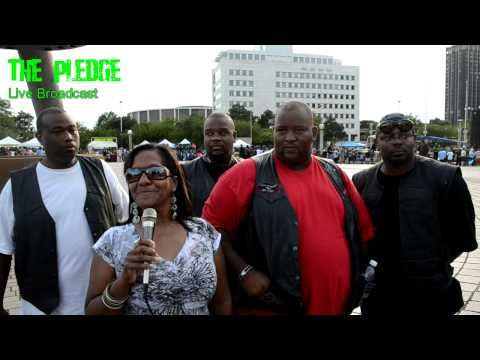 2012 Rib and Soul R&B Jazz Festival Interviews @ Hart Plaza in Detroit, Michigan