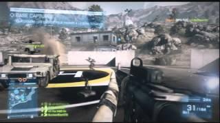 [HD] Battlefield 3 - Gameplay ruée avec la team SW4G
