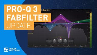 Pro-Q 3 by Fabfilter | Update External Sidechain Trigger for Dynamic EQ