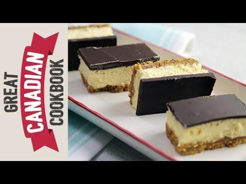 How To Make Nanaimo Cheesecake Bars