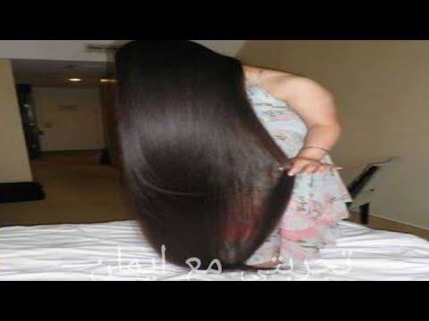 وص�ة الخادمة الهندية التى اشعلت يوتيوب و سر وص�تها لاطالة الشعر وتكثي�ه اضعا� مضاع�ة بشكل سريع