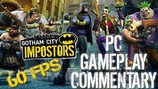 Gotham city impostors matchmaking tar en evighet Massor av fisk.