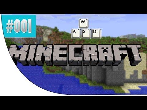 How To Play Minecraft - Minecraft Controls Tutorial - Computer (PC - Java Version)   Part 1