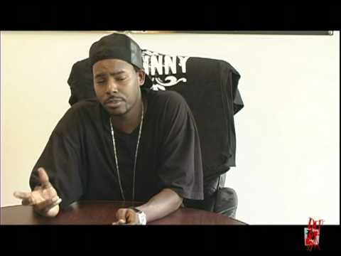 Skinny Playa Interview @ Deep End Entertainment compound
