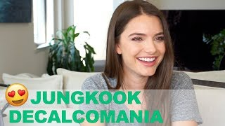 Baixar BTS Jungkook (정국) Decalcomania | Reaction & Feelings