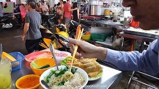 Street Food Saigon Vietnam 2017 - Mi Sui Cao Ha Ton Quyen Q5