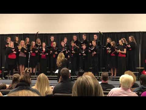 Harlan Christian School Choir- 12/7/17