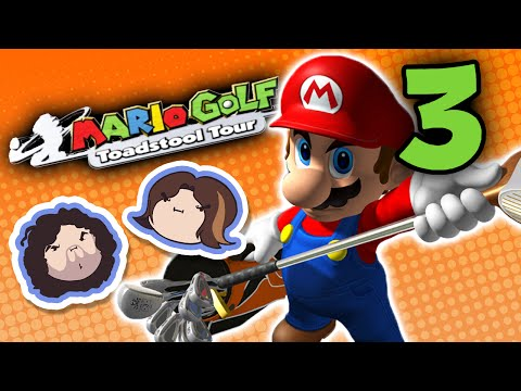 Mario Golf Toadstool Tour: Stuffed Birdies - PART 3 - Game Grumps VS