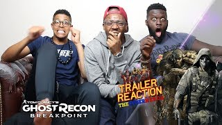 Breakpoint Gameplay Official E3 Release Reaction