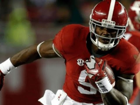 Alabama RB Bo Scarbrough Claims He Shouted 'F*ck Georgia!' Not 'F*ck Trump!' in Pregame Video
